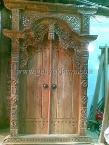 Jual Pintu Gebyok 1,8 x 211 GP 233