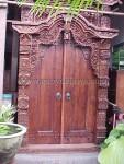 Pintu Gebyok Jati Jawa GP 241