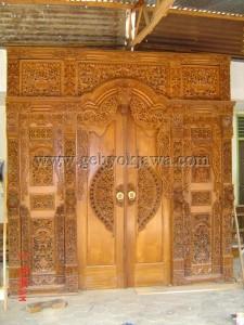 Pintu Gebyok Kudus GP 261