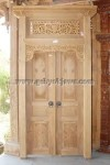 Pintu Gebyok Rumah Minimalis Klasik GP 267