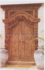 Pintu Gebyok Sampel Mebel Jepara GP 269